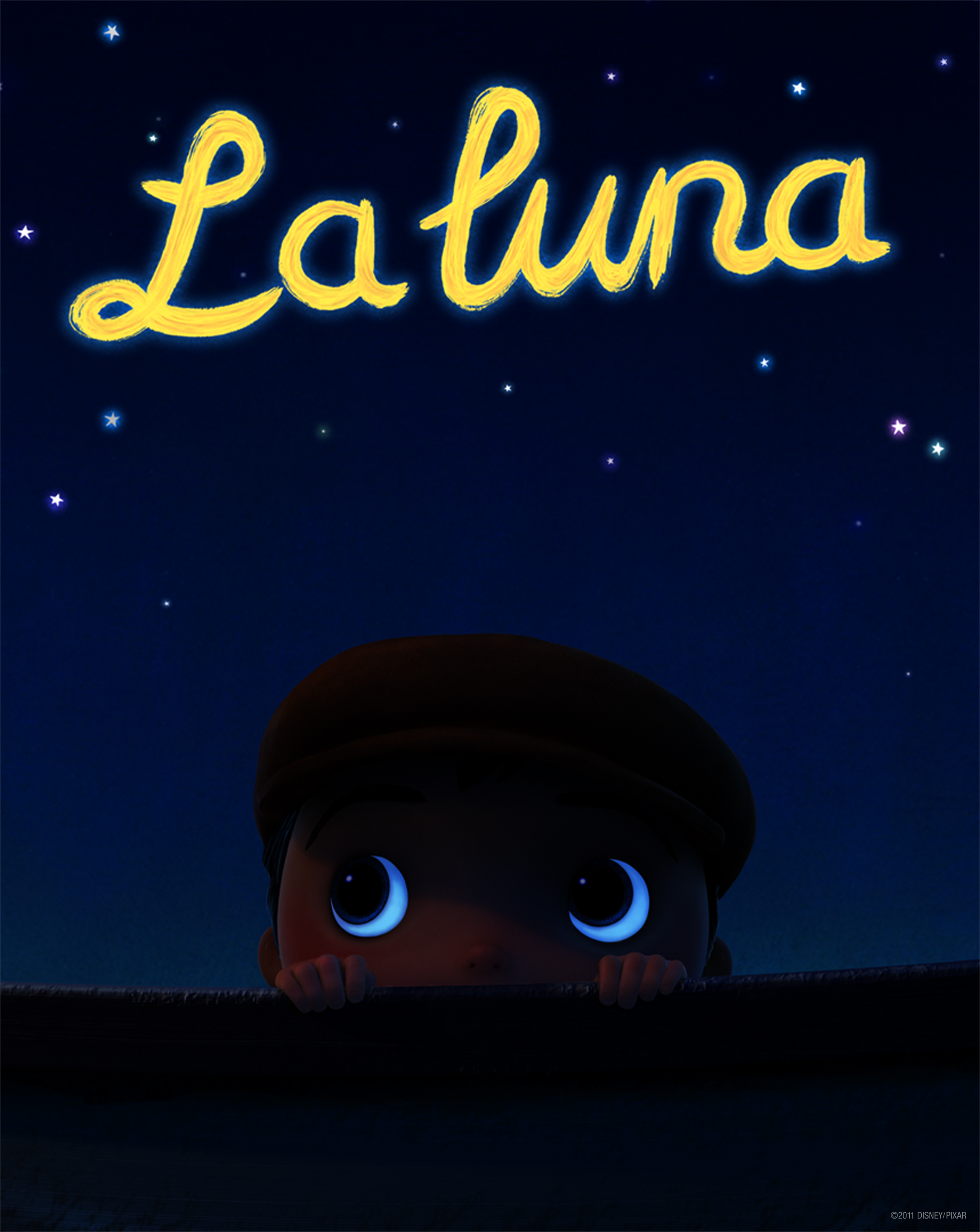 La Luna Poster Rolled Out