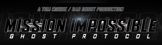 Watch: First Look At Brad Bird's 'Mission Impossible-Ghost Protocol'
