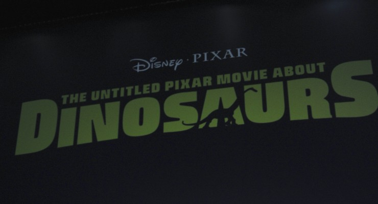 D23 2011: A Few More Details On Pixar's Dinosaur Movie