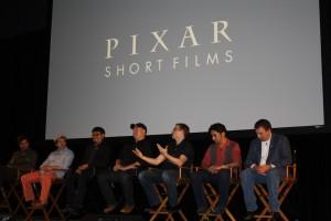 D23 2011 - Pixar Shorts Panel