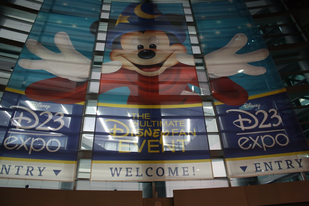 Preview: 130+ Images From D23 Expo 2011