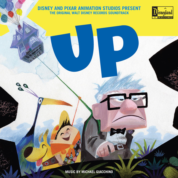 Rejoice! – Up Soundtrack Released On Limited-Edition CD