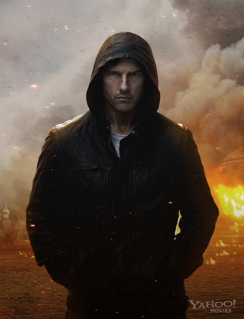 New Mission Impossible 4 Photo Has Tom Cruise Looking Bad Ass + Brad Bird Interview