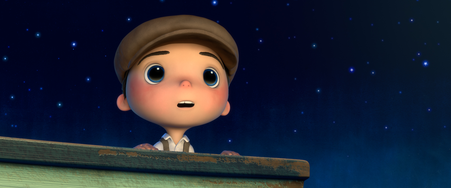 'La Luna' Nominated For Animated Short Oscar