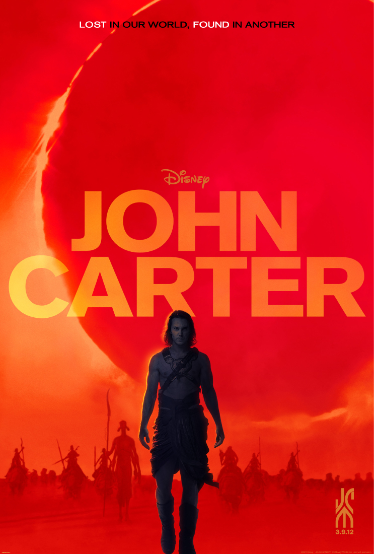 The Challenge In Letting Go Of 'John Carter'