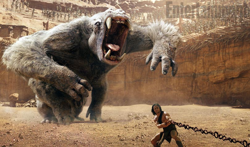 More Images From 'John Carter' Hit