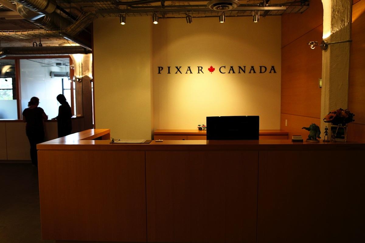 Take A Tour Through Pixar Canada
