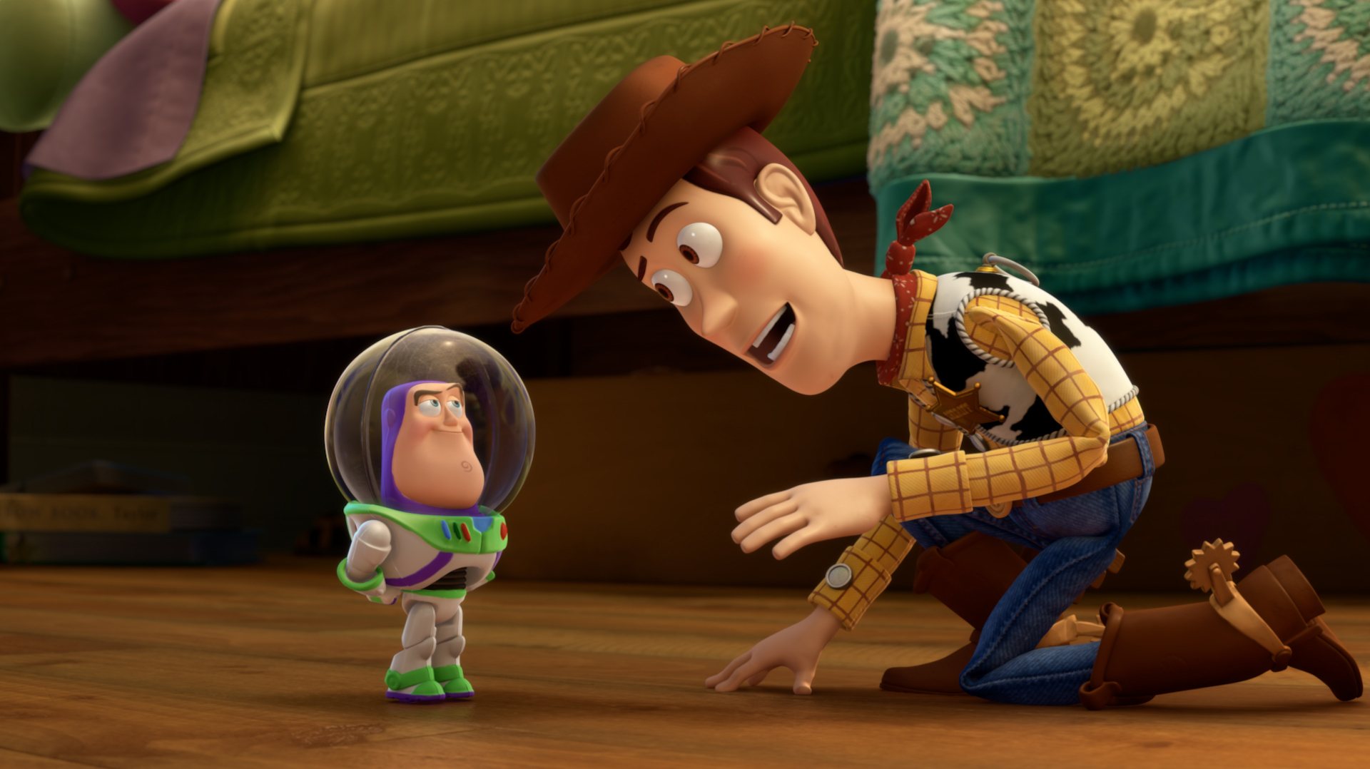 First Look: 'Toy Story – Small Fry'