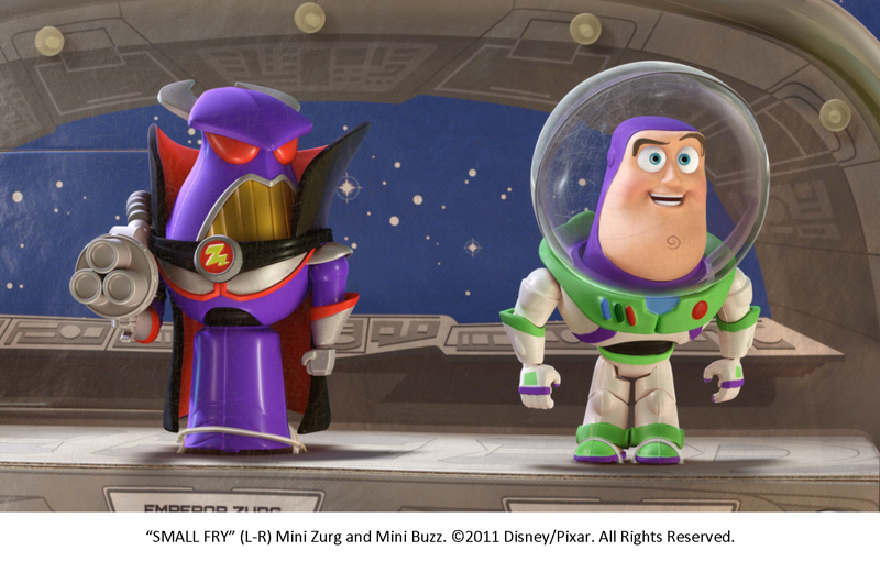 New Images From 'Toy Story – Small Fry'