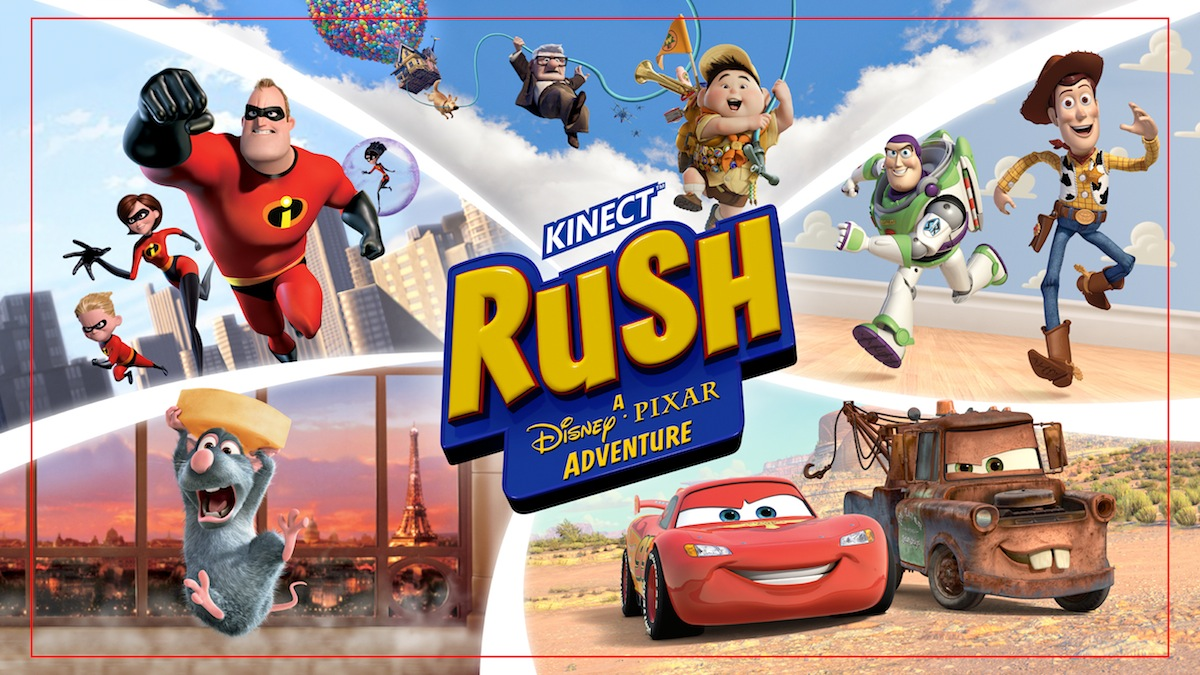 New Disney/Pixar Game 'Rushing' Over To XBox 360