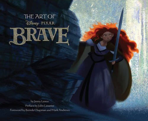 Preliminary 'Art of Brave' Cover Art Hits Amazon