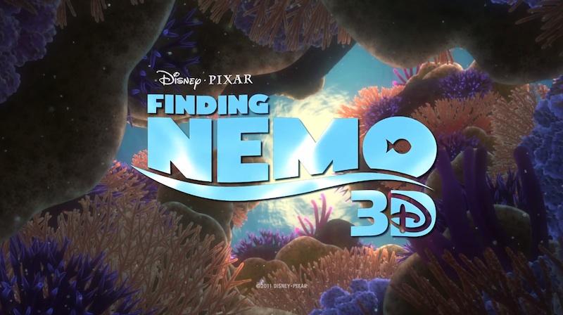Watch: 'Finding Nemo 3D' Teaser Trailer