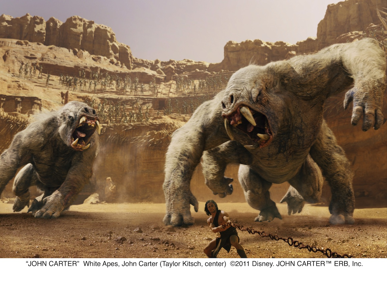 Director Andrew Stanton Dispels 'John Carter' Myths