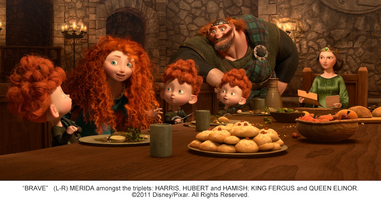 New Brave Still Features Redheads Galore