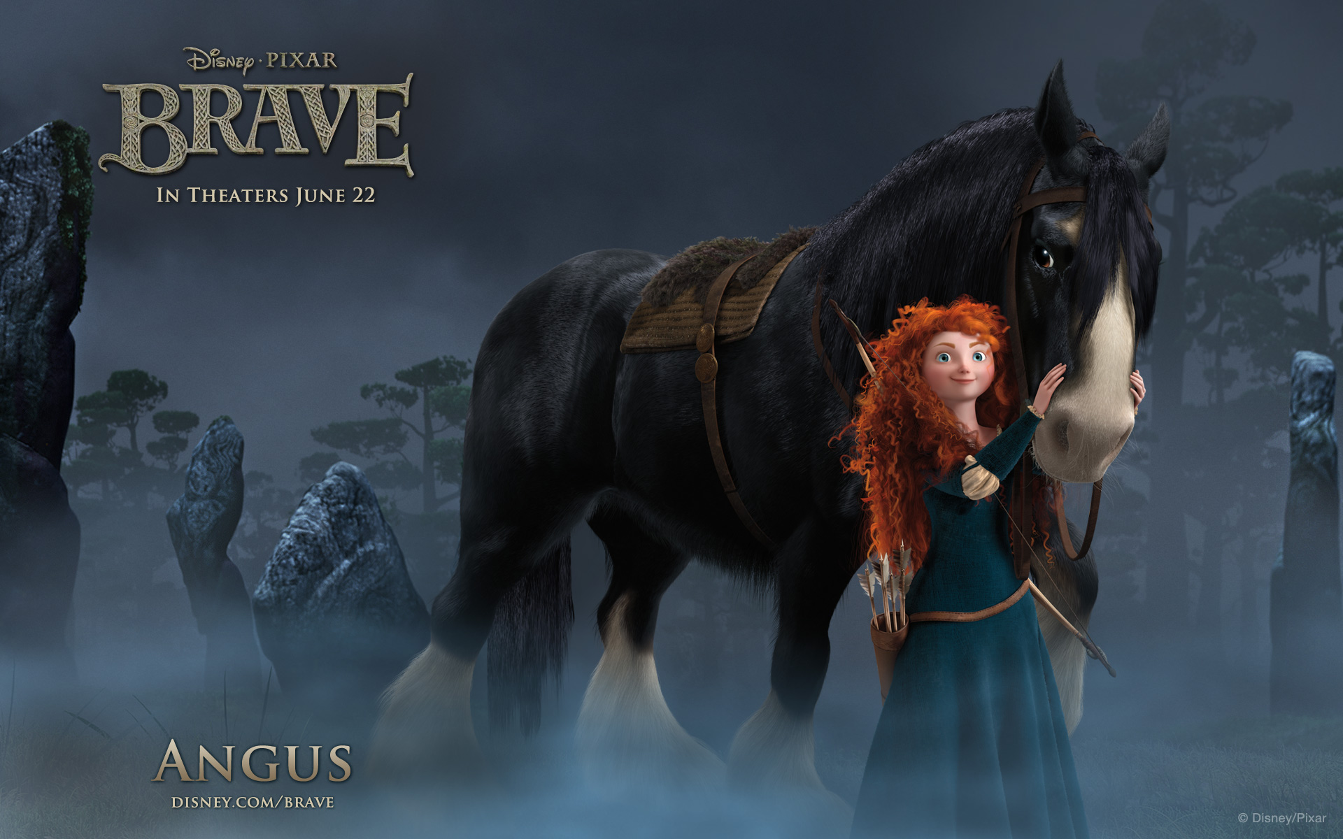 Watch: New 'Brave' TV Spot Hits The Airwaves
