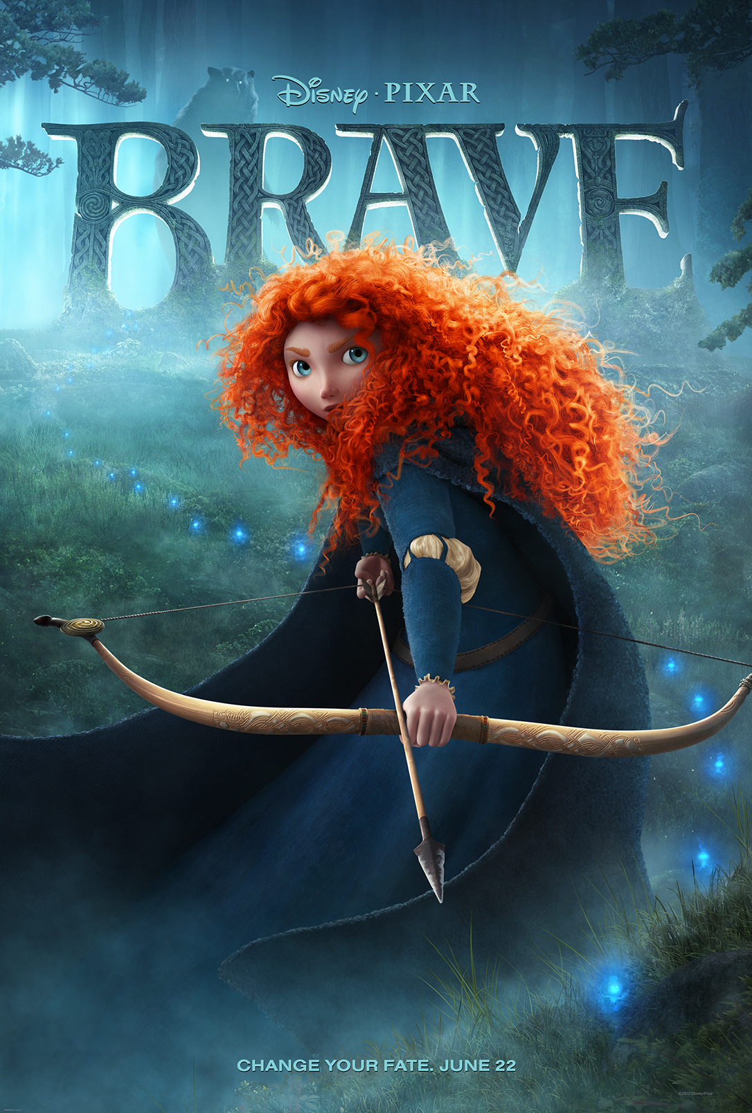 'Brave' Adds Estimated $34 Million In Its Second Weekend