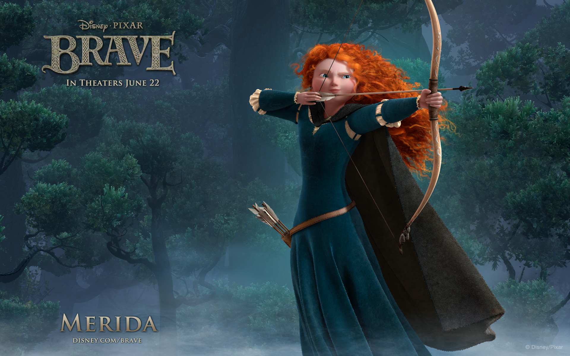 New 'Brave' Character Descriptions Revealed
