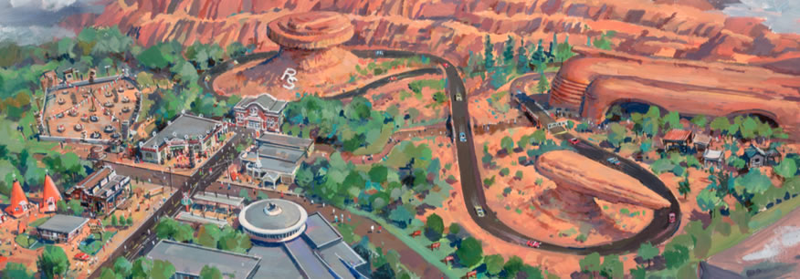 Preview: 'Cars Land' & Disney California Adventure Changes