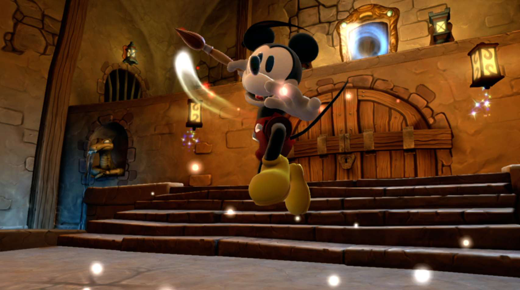 Watch: Go Behind-the-Scenes of 'Epic Mickey 2'