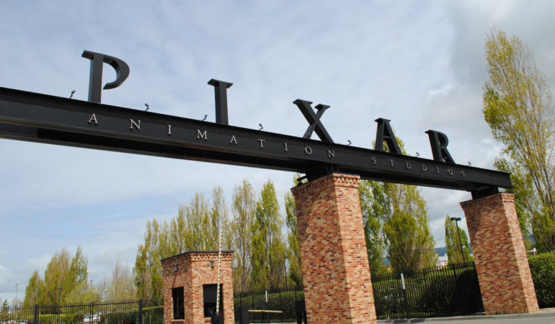 Video: Take A Tour Through The Pixar Studio Store, Animation Dept, and More