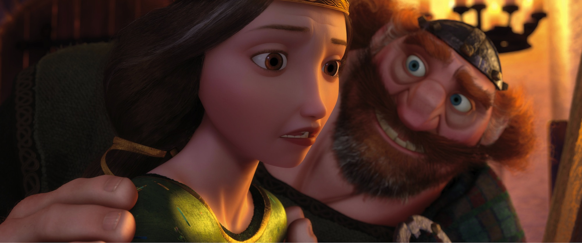 New 'Brave' Trailer Hitting The Web Tomorrow