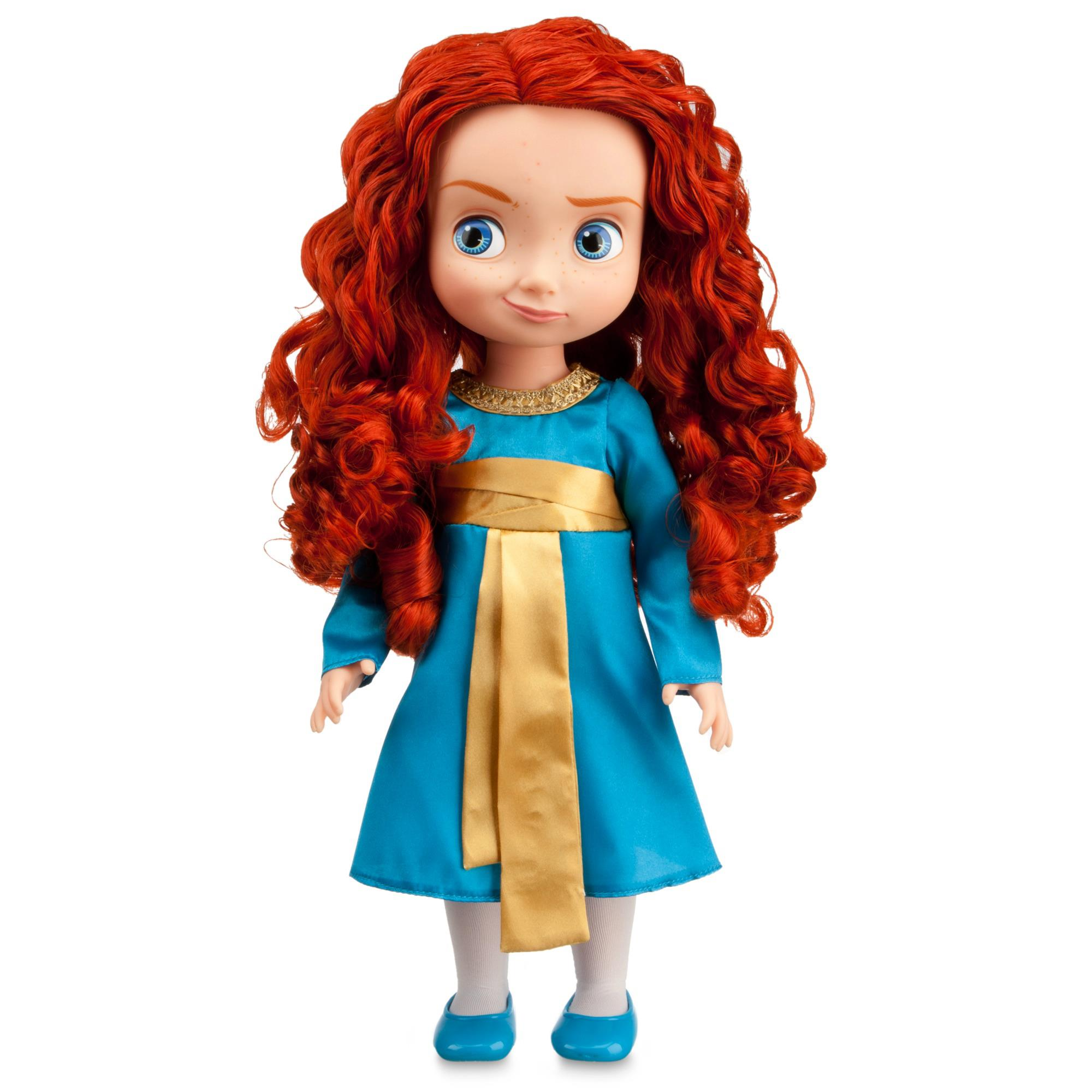 'Brave' Merchandise Begins To Arrive At Disney Stores