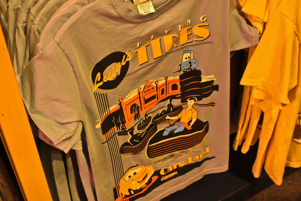 Preview: Cars Land Merchandise