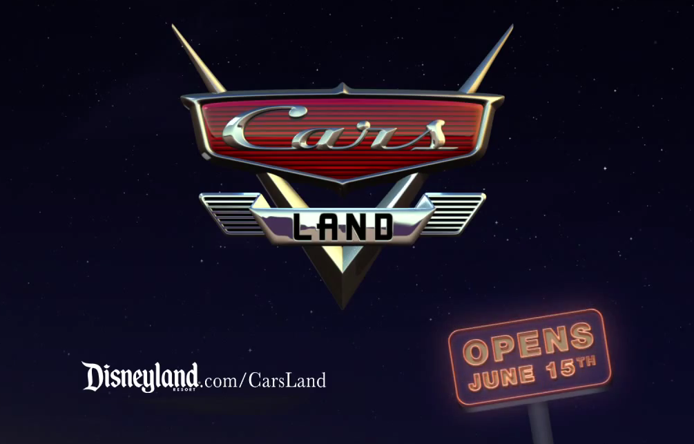 Watch: First Ad For Cars Land