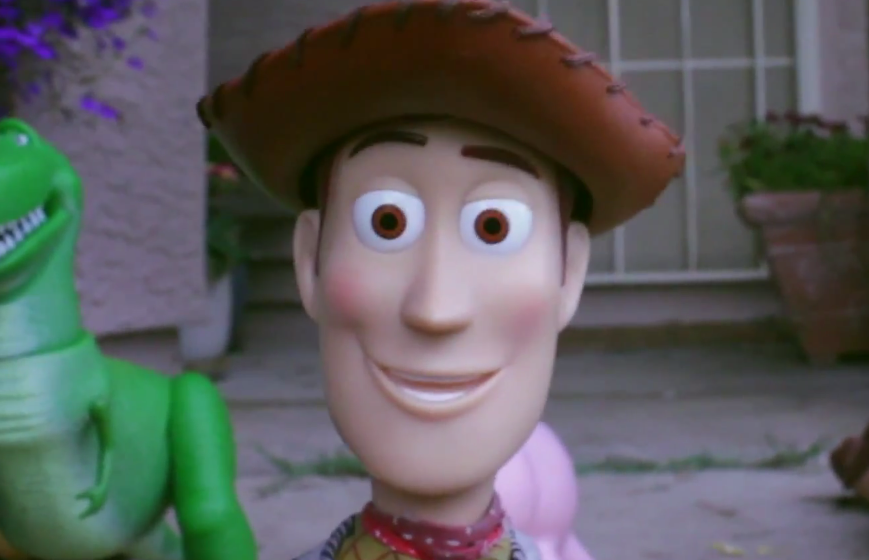 Video of the Day: 'Toy Story 3' Finale In Live-Action