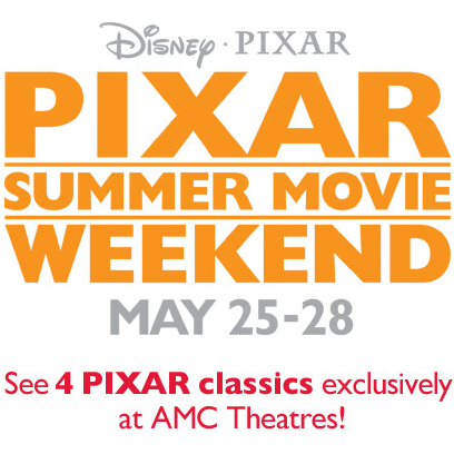 Pixar Classics To Return To AMC Theatres For One Weekend