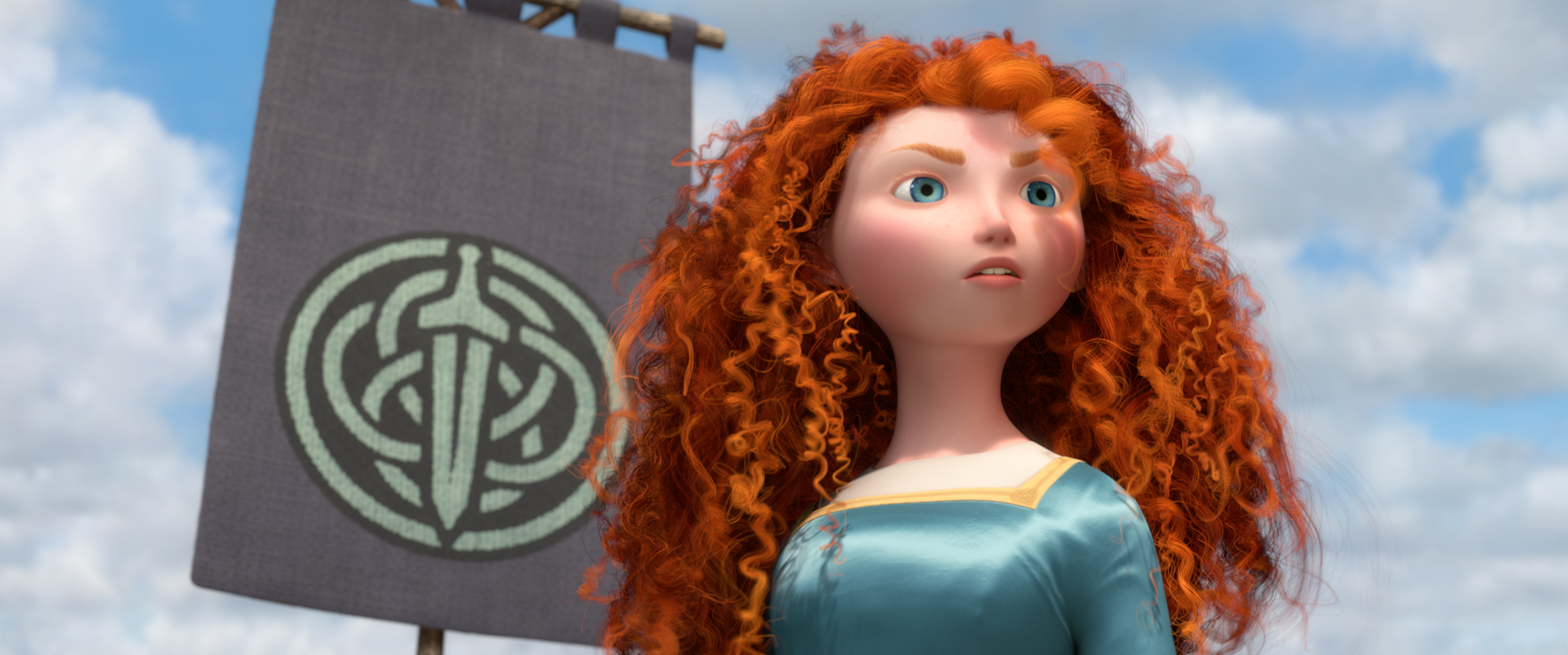 'Brave' Crosses $200 Million Mark At The Box Office