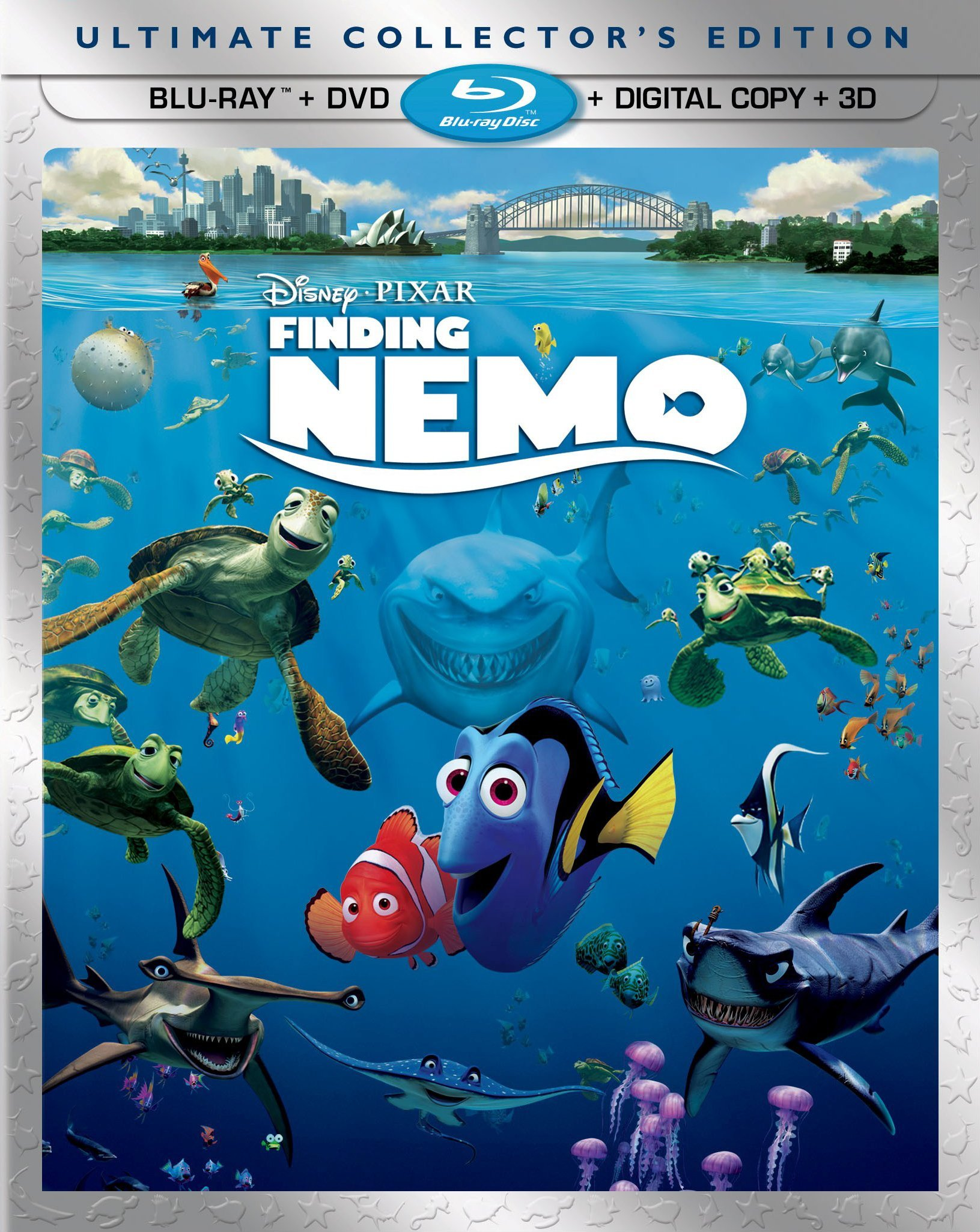 Preview: 'Finding Nemo' Blu-ray Special Features