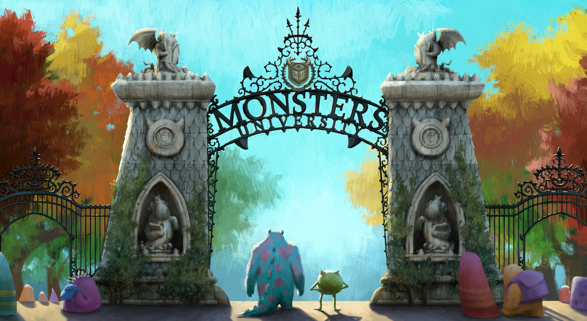 Watch: 'Monsters University' Featurette Details Plot, Features New Footage and Concept Art