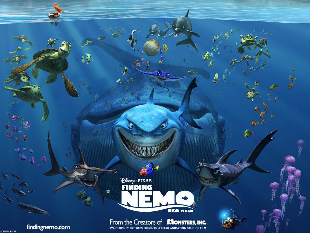 Ellen Degeneres Reportedly In Talks To Reprise Role As Dory In 'Finding Nemo 2'
