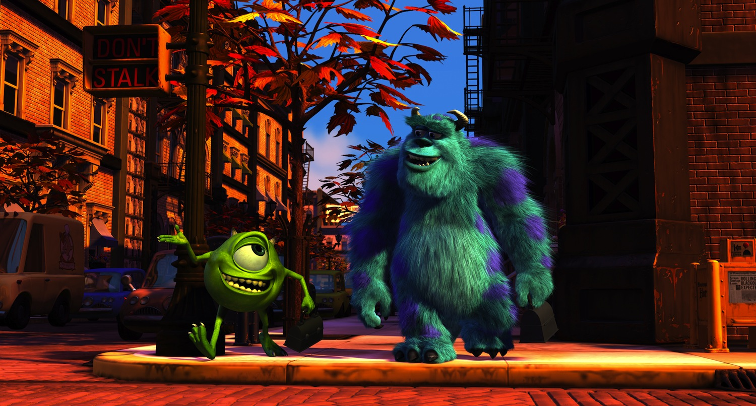 'Monsters, Inc. 3D' Now Set For Release In December