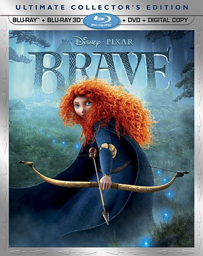 'Brave' Blu-ray/DVD Sets Hit Retail On November 13