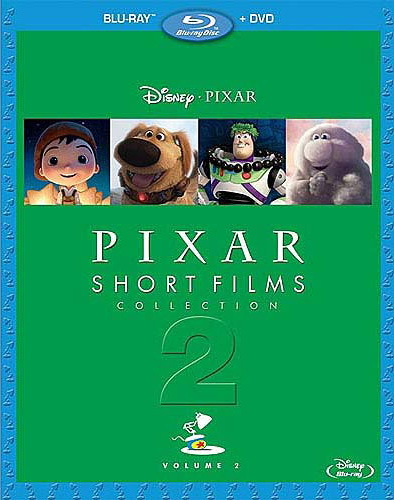Pixar Shorts Vol 2 Headed To Blu-ray and DVD On Nov 13