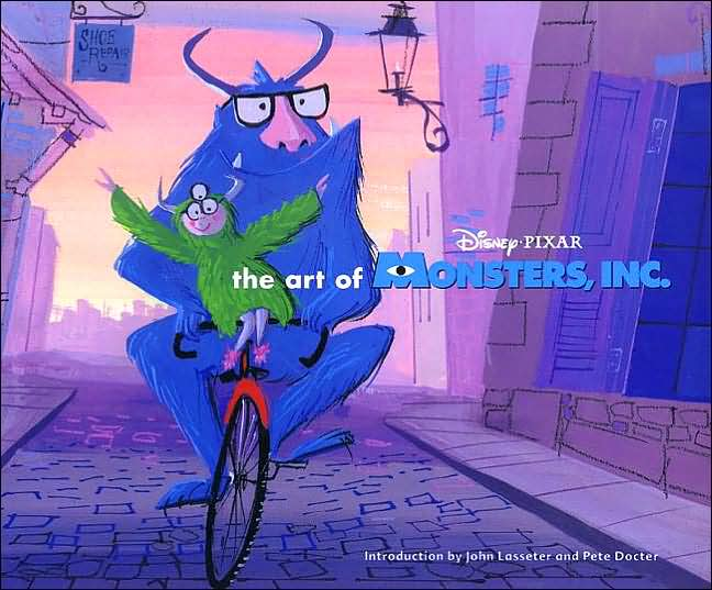 'Art of Monsters, Inc.' Hardcover Returns To Print After Being Unavailable For Years