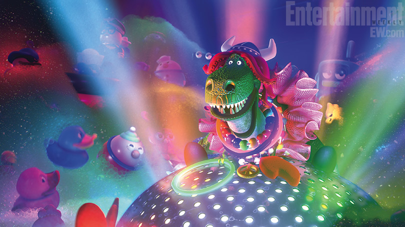 New 'Toy Story' Short 'Partysaurus Rex' Revealed