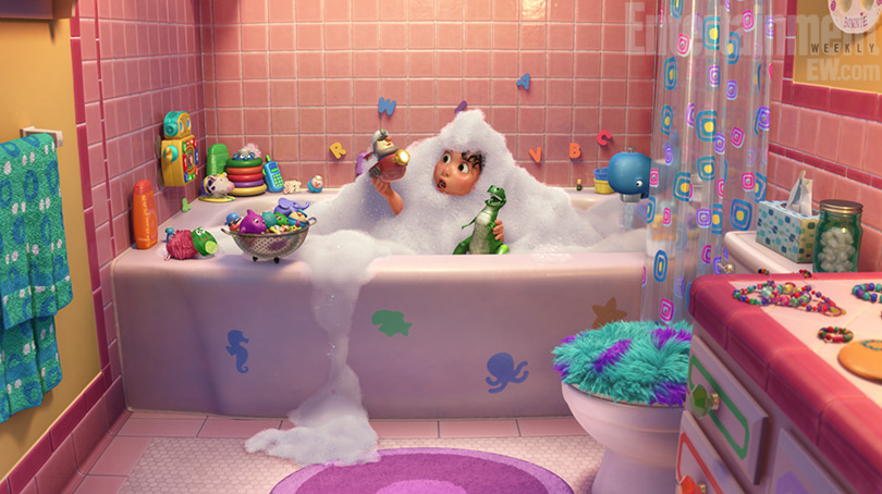 Watch: 'Toy Story: Partysaurus Rex' 40-Second Clip