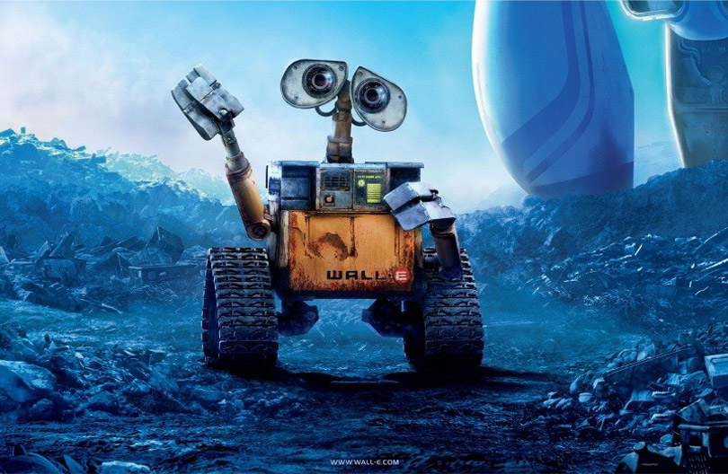 Watch: Real-Life WALL-E Comes Alive