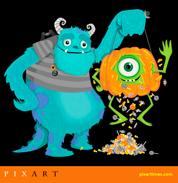 PixArt: October 2012 Feature II – Happy Halloween