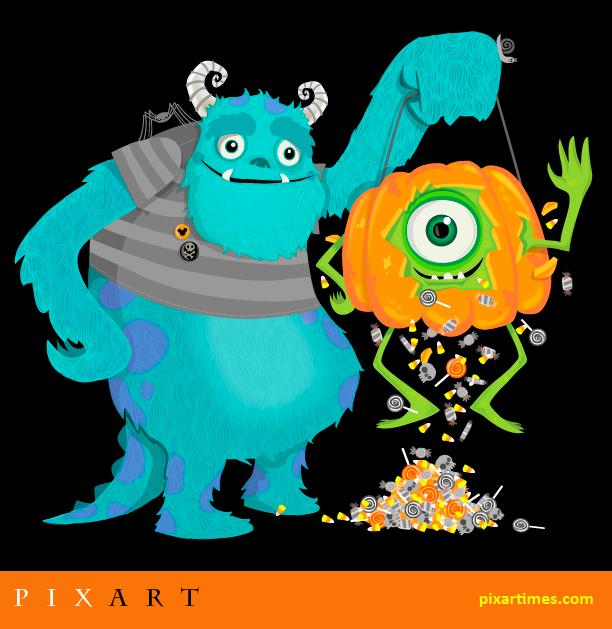 PixArt: October 2012 Feature II – Happy Halloween