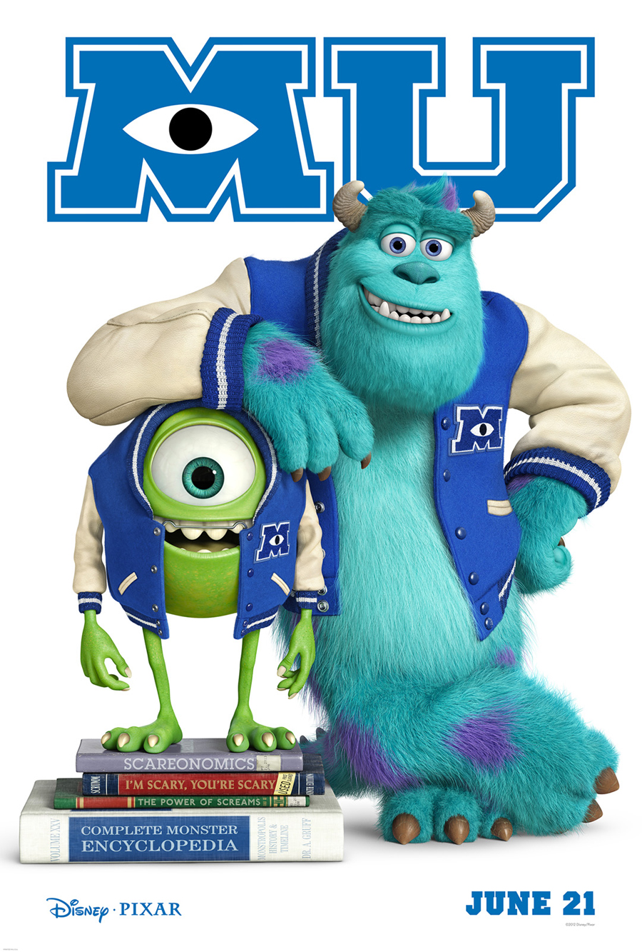 'Monsters University' Benefit Screening At Pixar On June 15