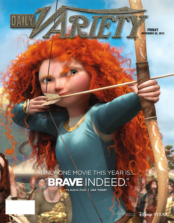 Two More 'Brave' Awards Ads Published
