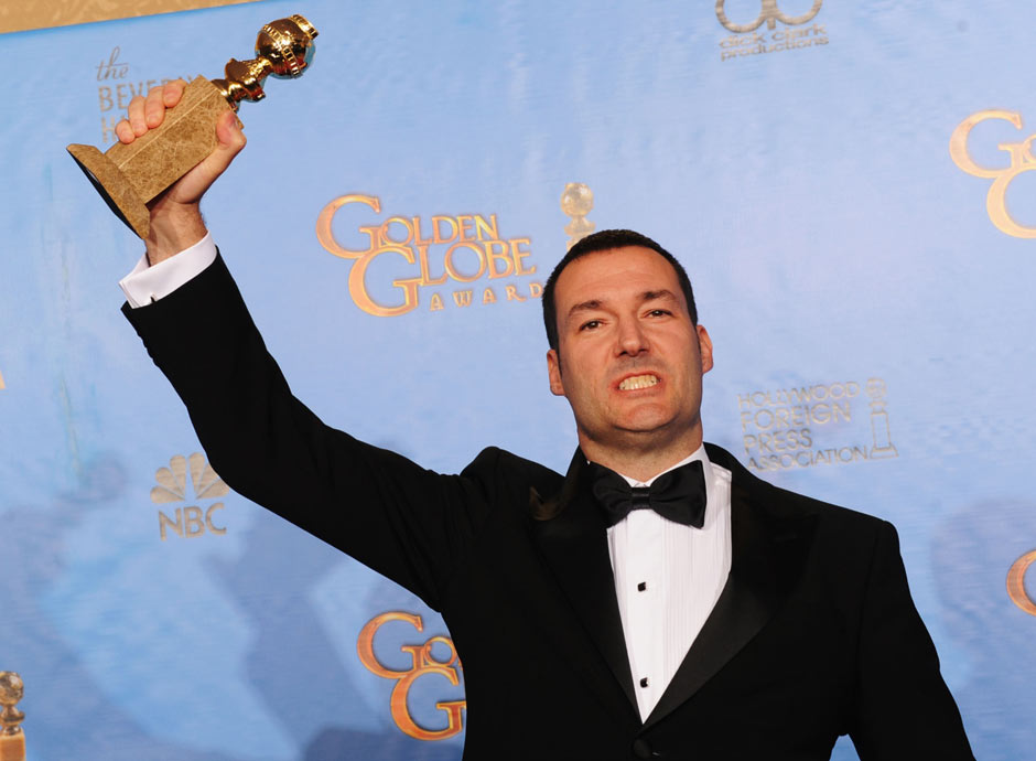 'Brave' Wins Animated Feature Golden Globe