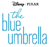 Preview: 'The Blue Umbrella' Logo