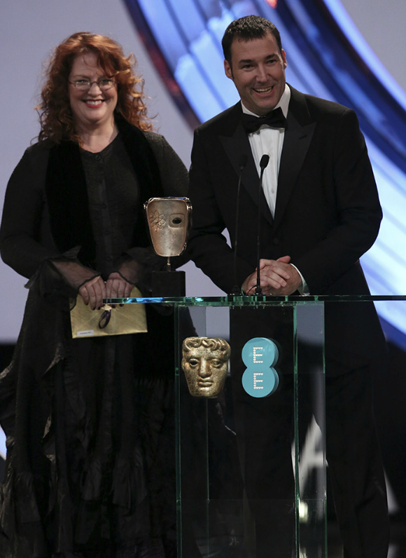 'Brave' Takes Animated Film BAFTA