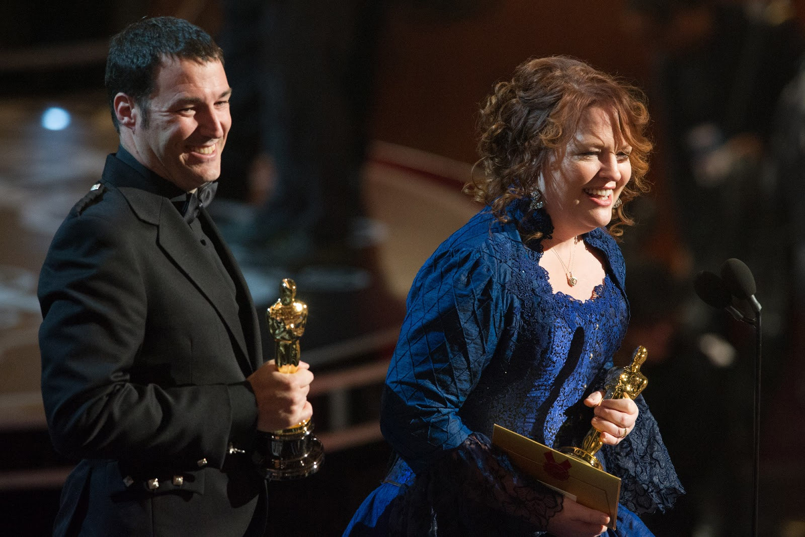 'Brave' Nabs Oscar For Best Animated Feature