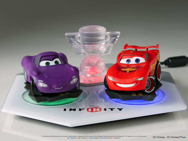 Disney Infinity 'Cars' Playset Unveiled With New Trailer and 30+ Images